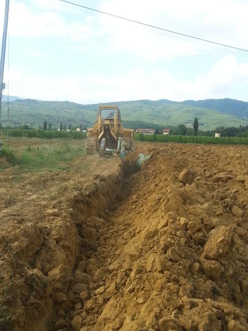 Deep Plowing