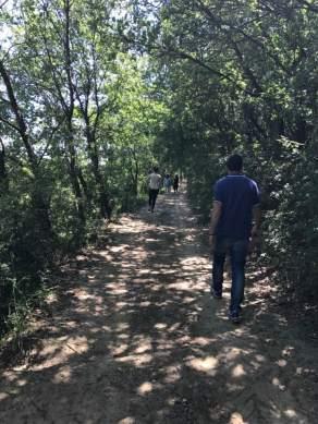 Walk to Rondine